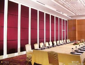 不同材质活动屏风隔墙有哪些应用